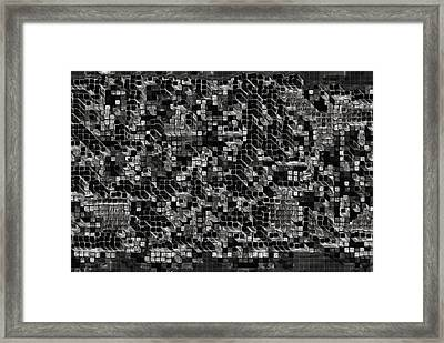 The Collective Framed Print by Jack Zulli