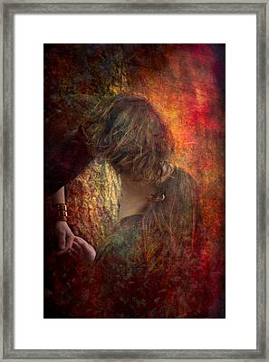 The Colors Of Love Framed Print by Loriental Photography