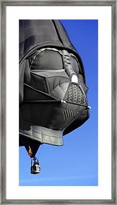 The Dark Side Framed Print by Mike McGlothlen