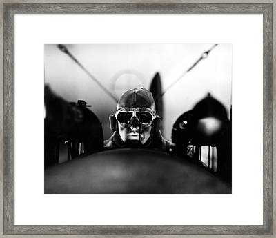 The Dawn Patrol Framed Print by Silver Screen