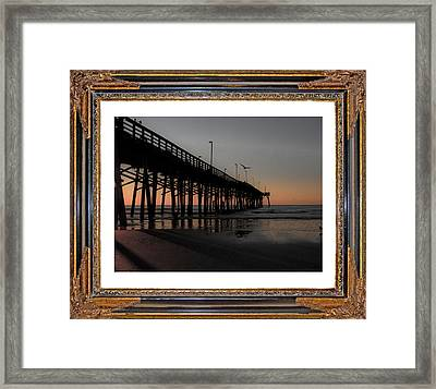 The Day Is Born Framed Print by Betsy Knapp