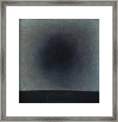 The Deep Framed Print by Oni Kerrtu