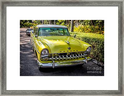 The Desoto  Framed Print by Adrian Evans