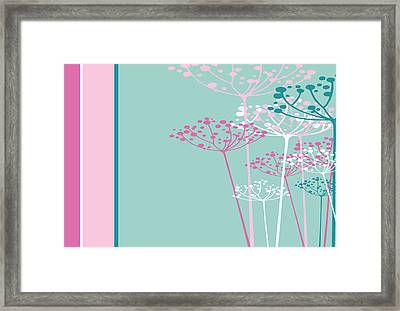 The Dill 1 Version 1 Framed Print by Angelina Vick