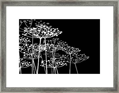 The Dill 3 Version 2 Framed Print by Angelina Vick