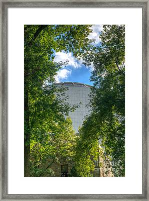 The Dome Framed Print by Mark Dodd