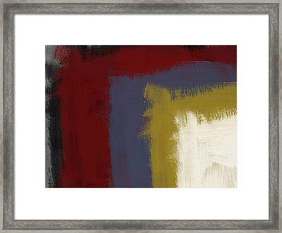 The Door Framed Print by Condor