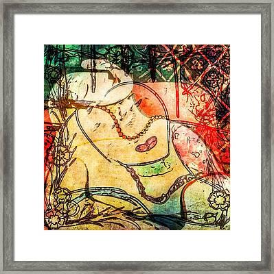 The Dream Framed Print by Patricia Januszkiewicz