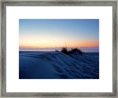 The Dunes Framed Print by JC Findley