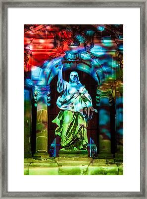 The Enlightenment Framed Print by Robert Frank