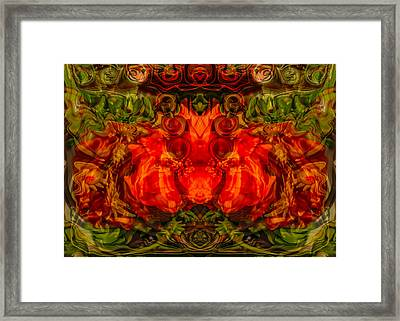 The Fates Framed Print by Omaste Witkowski