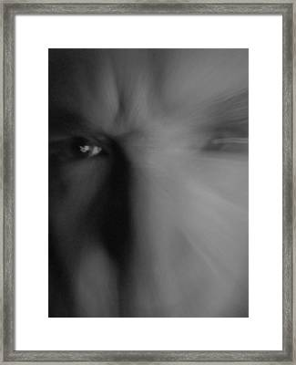 The Fifth Deadly Sin Framed Print by Guy Ricketts