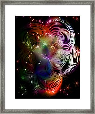The Final Frontier Framed Print by Anthony Caruso
