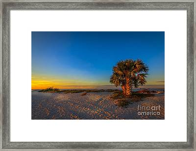 The Final Moments Framed Print by Marvin Spates