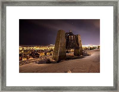 The Fire Bell Framed Print by Jakub Sisak