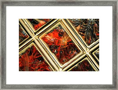 The Fire Within Framed Print by Frozen in Time Fine Art Photography