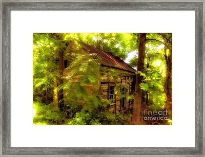 The Fixer-upper Framed Print by Lois Bryan