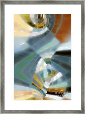 The Focus Of Our Message. Matthew 10 34 Framed Print by Mark Lawrence