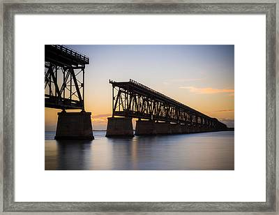 The Folly Framed Print by Kristopher Schoenleber