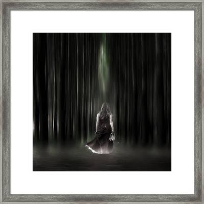 The Forest Framed Print by Joana Kruse