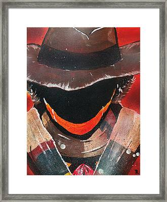 The Fourth Framed Print by Brendan Russo