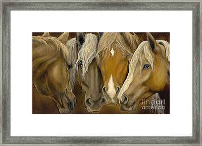 The Good Life Framed Print by Catherine Davis