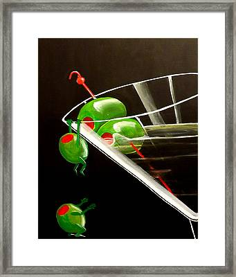 The Great Escape Framed Print by Darren Robinson