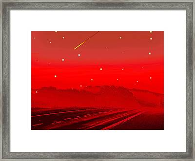 The Great Escape Framed Print by Wendy J St Christopher
