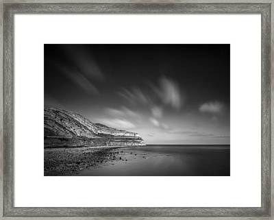 The Great Orme Framed Print by Dave Bowman