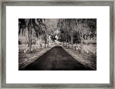 The Green Mile Framed Print by Brett Engle