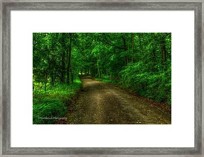 The Green Mile Framed Print by Paul Herrmann