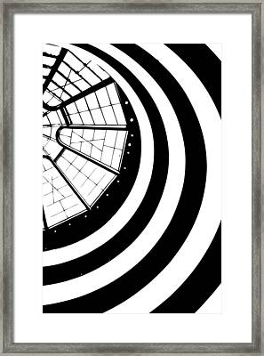 The Guggenheim Framed Print by Scott Norris