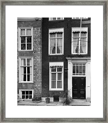 The Hague Town House Framed Print by Granger