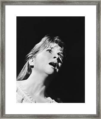 The Haunting, Julie Harris, 1963 Framed Print by Everett