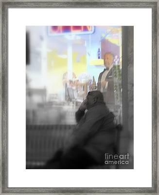 The Have Nots Framed Print by Joe Jake Pratt