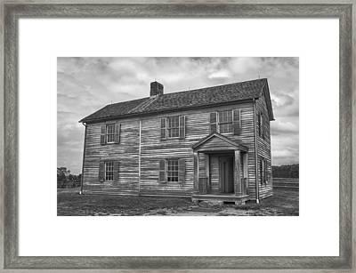 The Henry House Framed Print by Guy Whiteley
