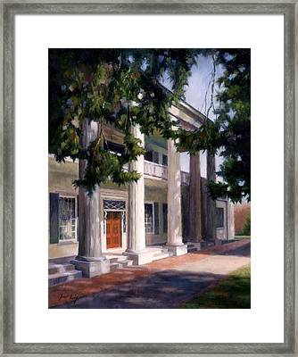 The Hermitage Framed Print by Janet King