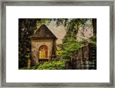 The Hideaway Framed Print by Lois Bryan