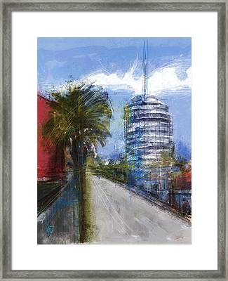 The Hits Just Keep Coming Framed Print by Russell Pierce