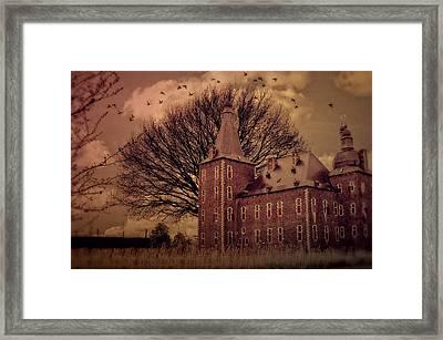 The Impossible Dream Framed Print by Danny Van den Groenendael
