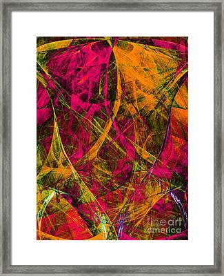 The Jester 20130510 Vertical Framed Print by Wingsdomain Art and Photography