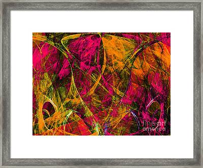 The Jester 20130510 Framed Print by Wingsdomain Art and Photography