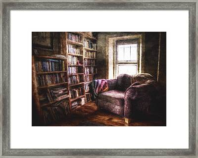 The Joshua Wild Room Framed Print by Scott Norris