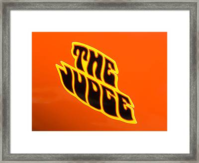 The Judge Framed Print by Phil 'motography' Clark