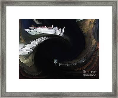 The Keys Of Life Framed Print by Marcia Lee Jones