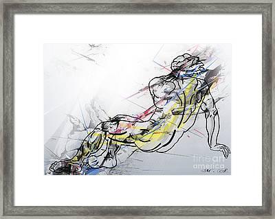 The King David  Framed Print by Mark Ashkenazi