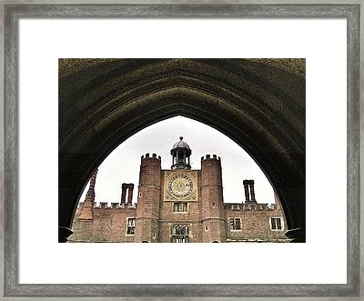 The King's Outlook Framed Print by Connie Handscomb