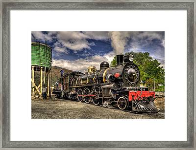 The Kingston Flyer Framed Print by Phil 'motography' Clark