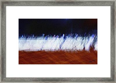 The Leapers Framed Print by Kume Bryant
