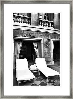 The Life Framed Print by John Rizzuto